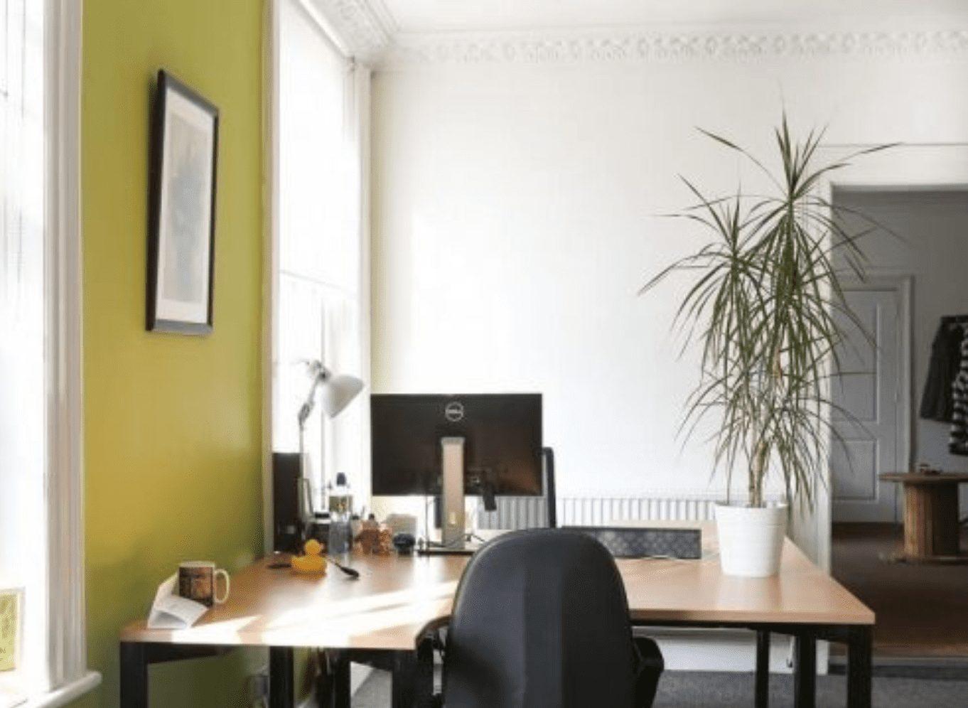 irish office space