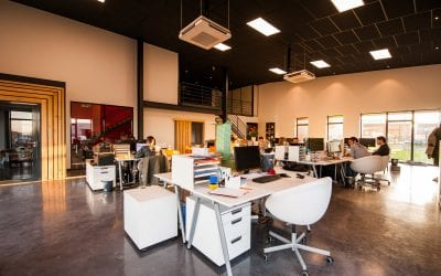 How To Determine The Size Of The Office Space You Need